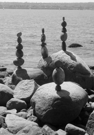 Amazing stones, Vancouver