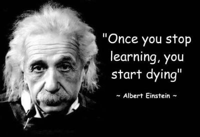 Well said Albert!