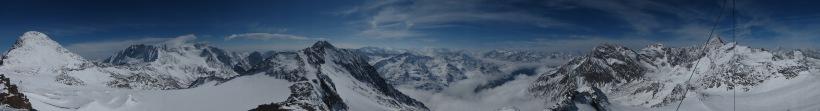 A stunning panorama