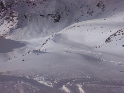 And always worth it for those powder turns on the way down!